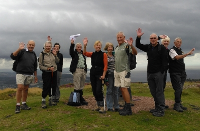 Somerset Walking Group