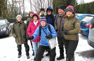 Somerset Walking Group 2013